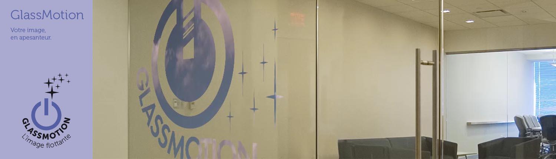 GlassMotion Accordéon